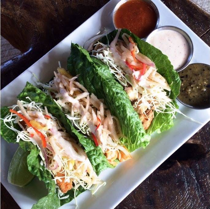 DIVE Coastal Cuisine dallas whole30 restaurants