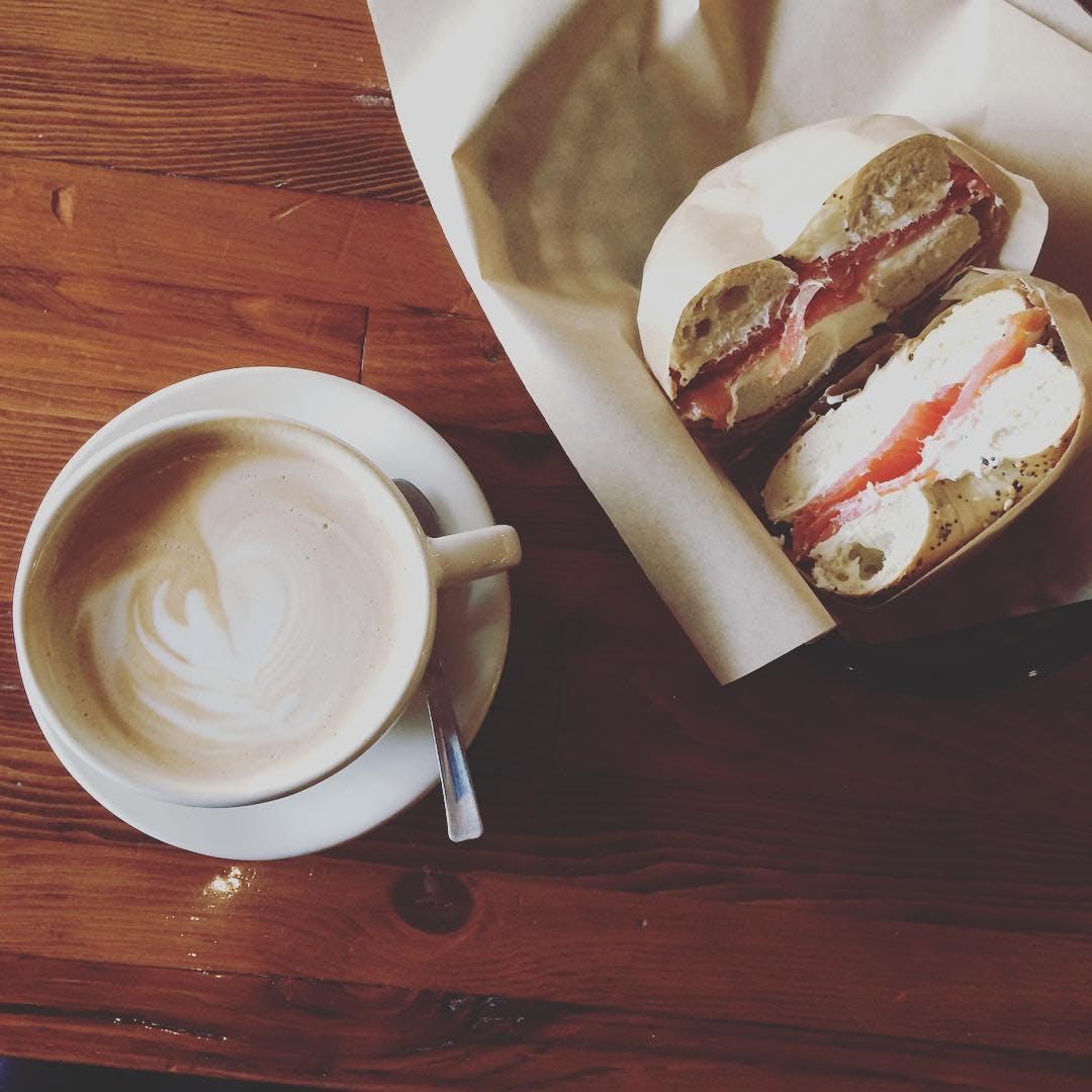 Montrose Brown Line Spoken Cafe chicago breakfast