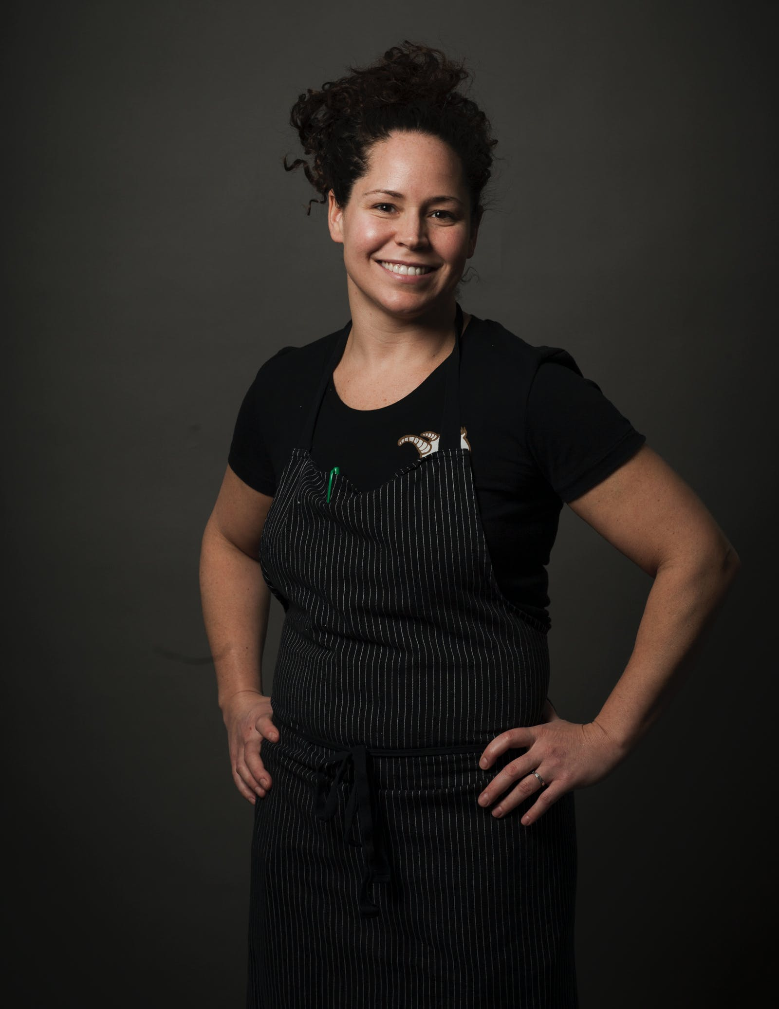 Stephanie Izard of Girl and the Goat lady run restaurants chicago