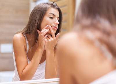 acne myths age
