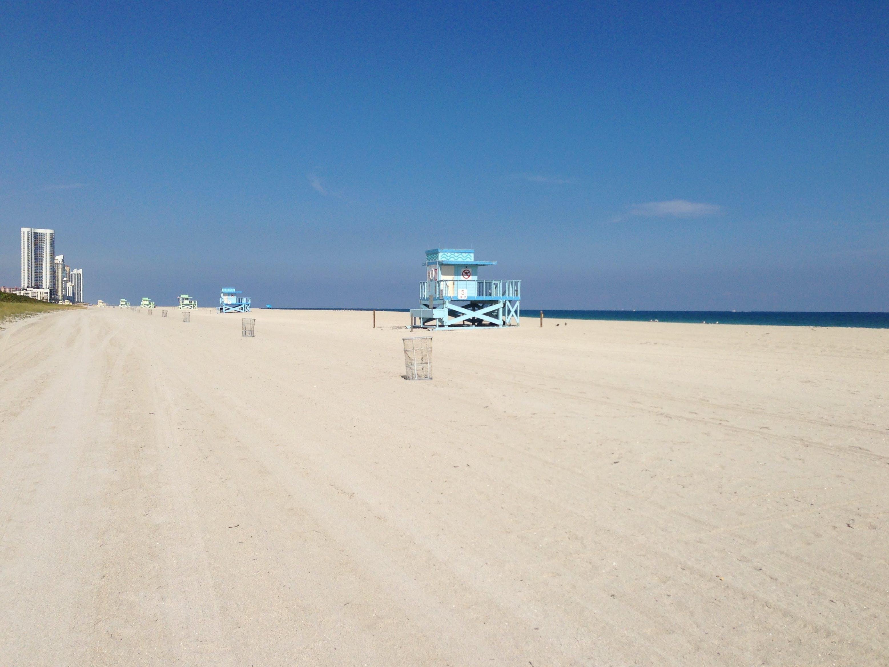 beaches miami tourist attrations