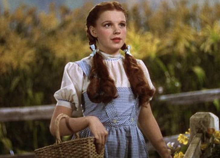 character dorothy