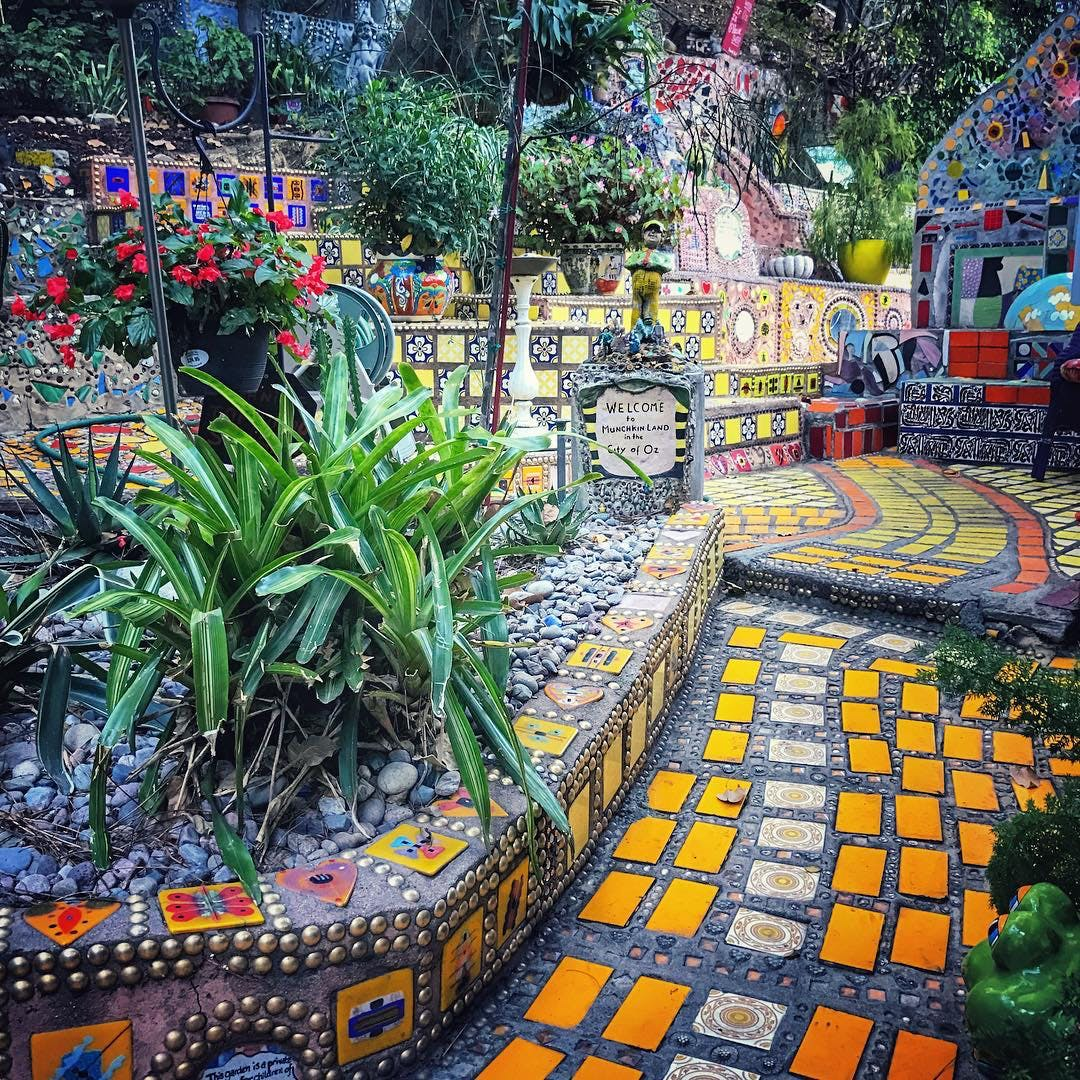garden of oz los angeles