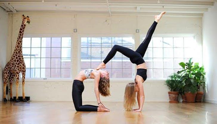 gily sky ting yoga NY