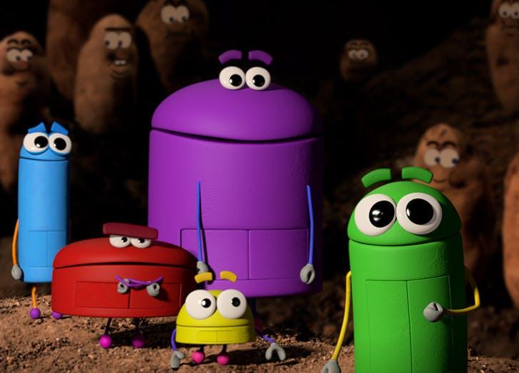 kids show storybots