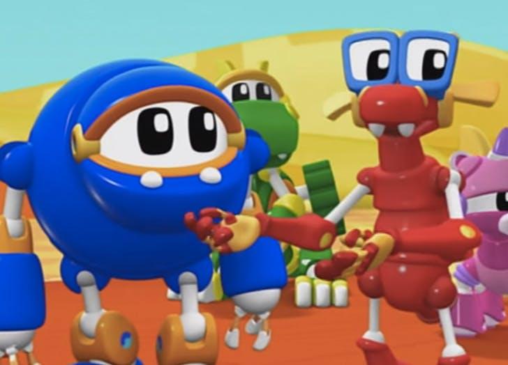 kids shows animals