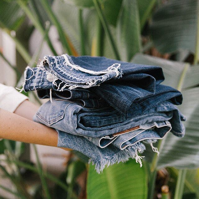 madewell clothing donations recylcing