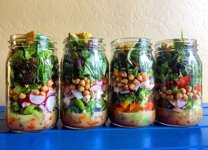 mealprep salad