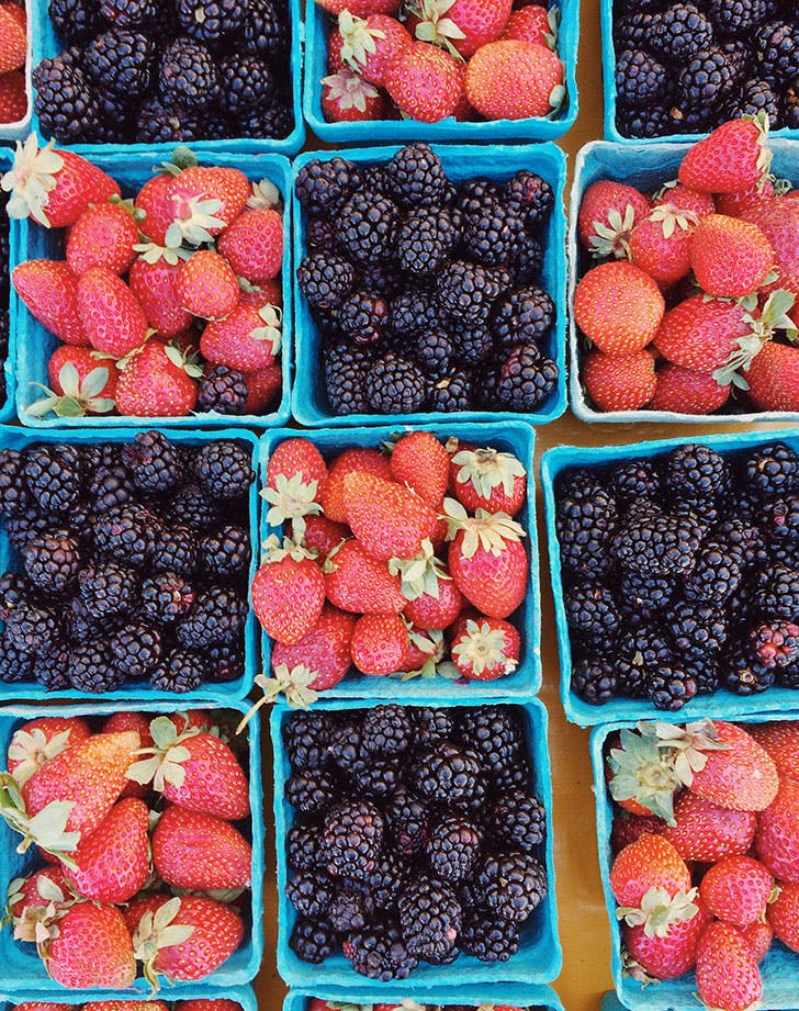 metabolism food berries