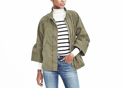 military jacket400