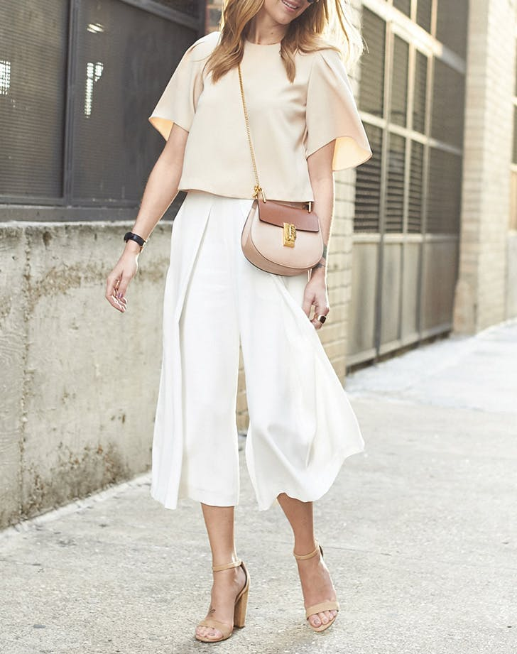 photogenic outfits culottes