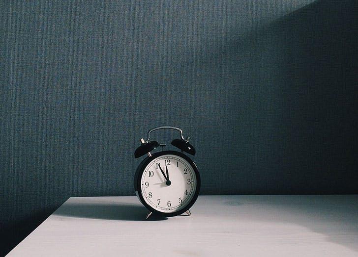 sleep alarm
