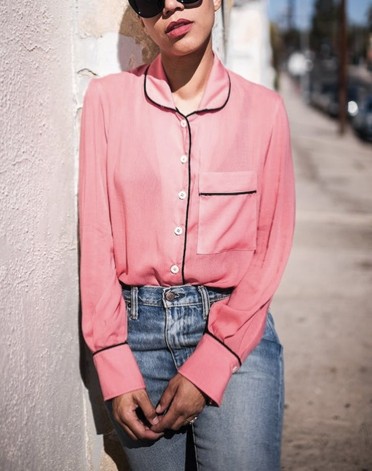 Fashionable Ways To Tuck In Your Shirt