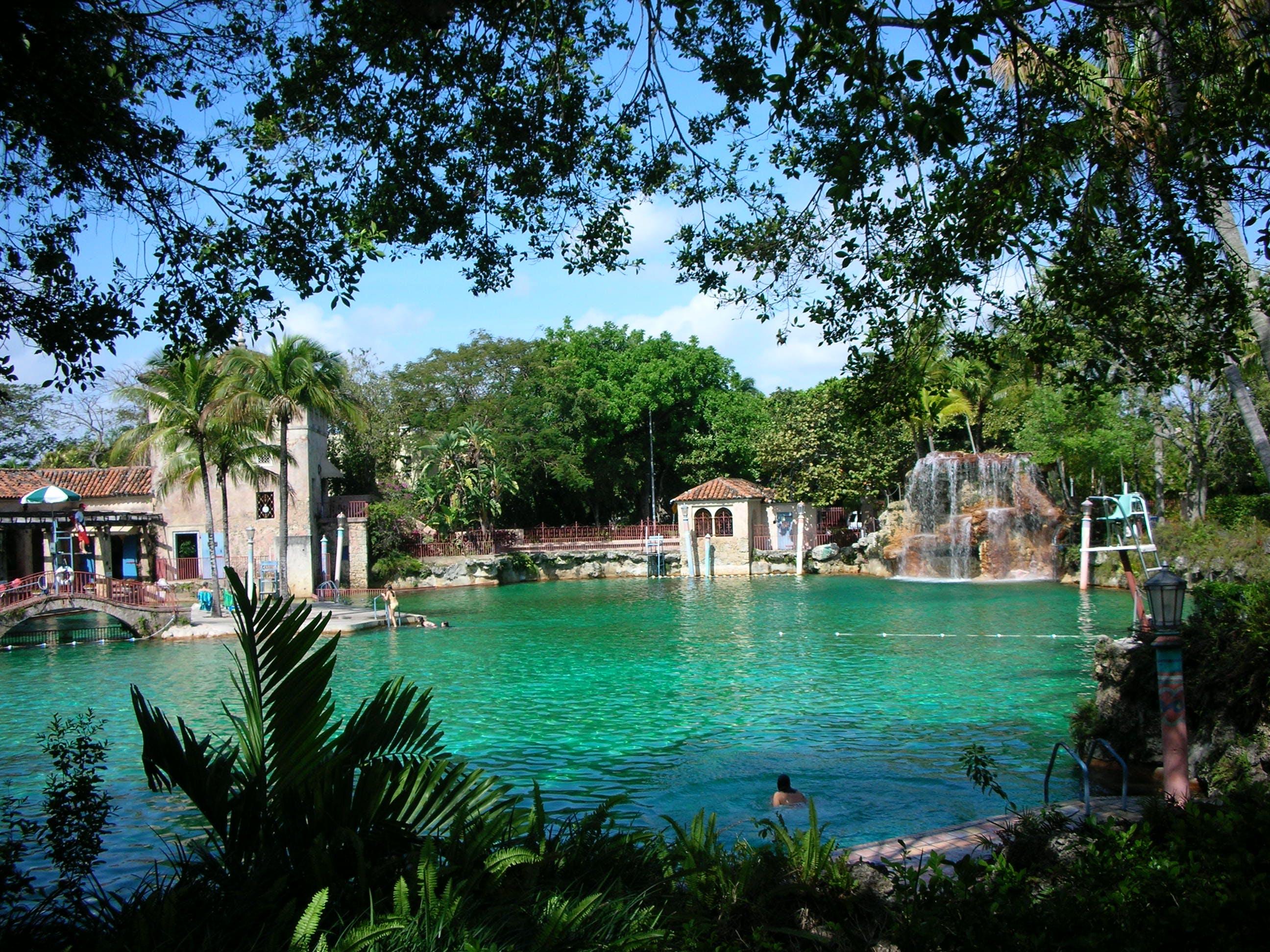 venetian pool swim miami tourist attractions