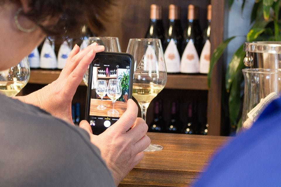 wine los angeles cooking classes