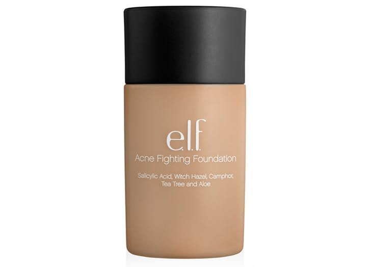 acne foundation elf