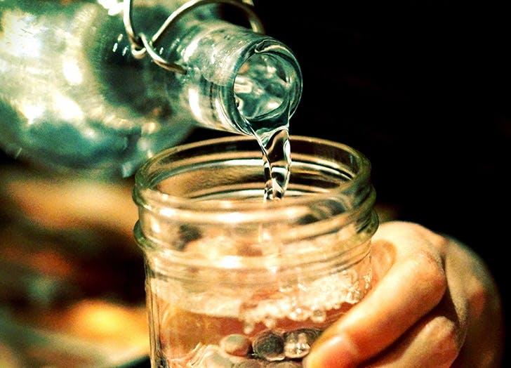 focus foods water